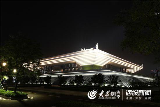 孔子博物馆重启开放夜场 每周五周六延长至晚九点闭馆